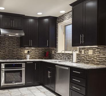 Remodelar cocina en miami for Ideas de gabinetes de cocina