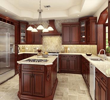 Galeria remodelar cocina miami for Cocinas tradicionales