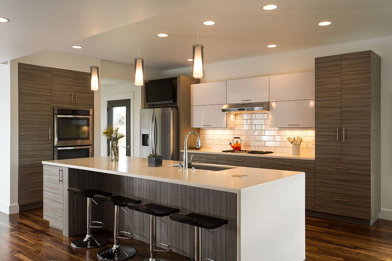 Cocinas Contemporaneas - Remodelar Cocina Miami